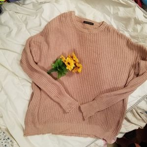 Brandy knit sweater